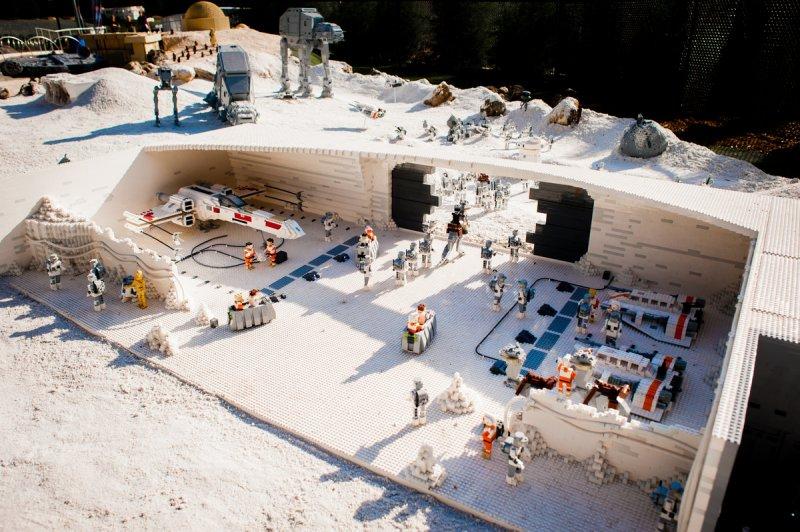 Informações sobre o evento Lego Club Weekend – Lego Star Wars Miniland Model Display