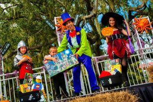 Comemore o Halloween no evento Brick-or-Treat do parque Legoland Florida