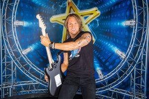 Keith Urban no Madame Tussauds Orlando