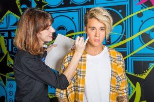 A figura de cera de Justin Bieber já foi revelada no Madame Tussauds Orlando