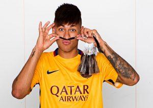Neymar é a nova figura de cera do Madame Tussauds Orlando