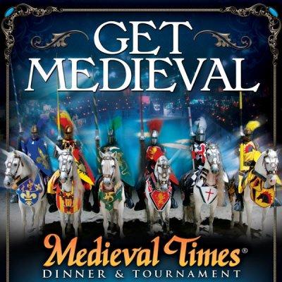 Medieval Times inaugura novo show no dia 26 de junho de 2012