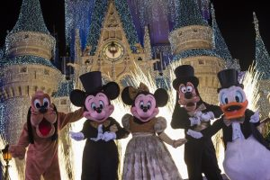 Onde assistir os fogos de artifício e festejar a virada do ano no Walt Disney World Resort