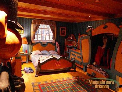 Localização dos personagens depois do fechamento de Mickey's Toontown Fair