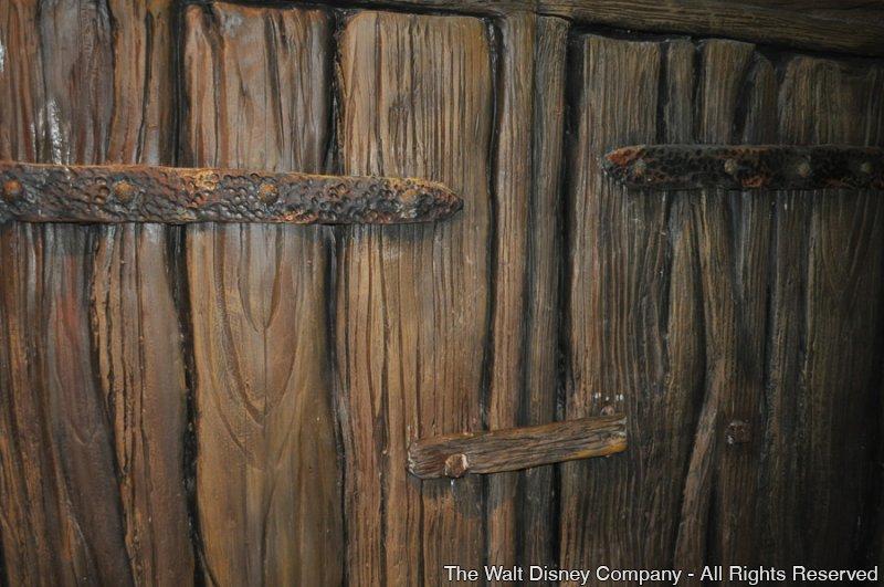 A Disney divulgou mais detalhes da construção da atração Seven Dwarfs Mine Train