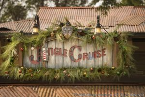 """Jingle Cruise"" é a versão de Jungle Cruise para as festas de final de ano"
