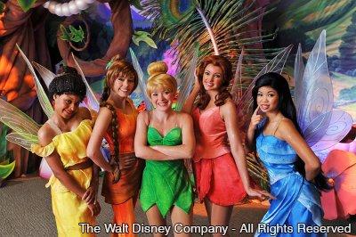 Disney Fairies Week nova semana mágica da campanha Limited Time Magic
