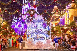 Informações úteis sobre o evento Mickey's Very Merry Christmas Party