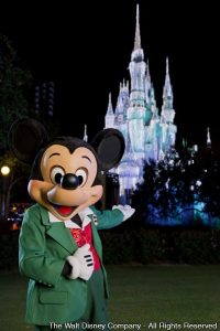 Mickey's Very Merry Christmas Party datas de 2013