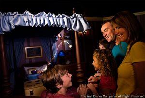 A clássica atração Peter Pan's Flight ganhou uma nova fila interativa