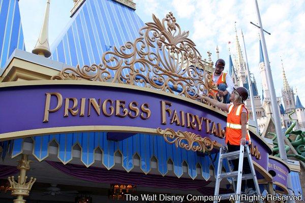 Princess Fairytale Hall será inaugurado no dia 18 de setembro de 2013