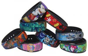 Crie a sua pulseira personalizada na MagicBand on Demand em Tomorrowland