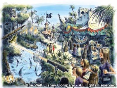 Vídeo da nova aventura interativa A Pirate's Adventure: Treasures of the Seven Seas