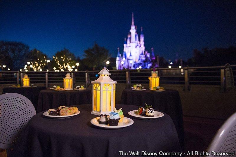 Reservas para o Wishes Fireworks Dessert Party já podem ser realizadas a partir de 20 de março