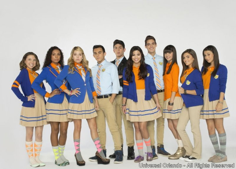 Mais detalhes sobre o evento Nickelodeon's Every Witch Way Weekend