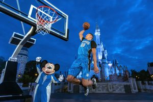 Walt Disney World irá patrocinar a equipe do Orlando Magic