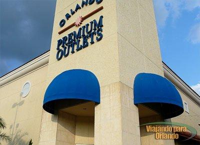 Está chegando o Black Friday nos Premium Outlets de Orlando