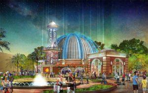 O Planet Hollywood será remodelado e transformado num observatório