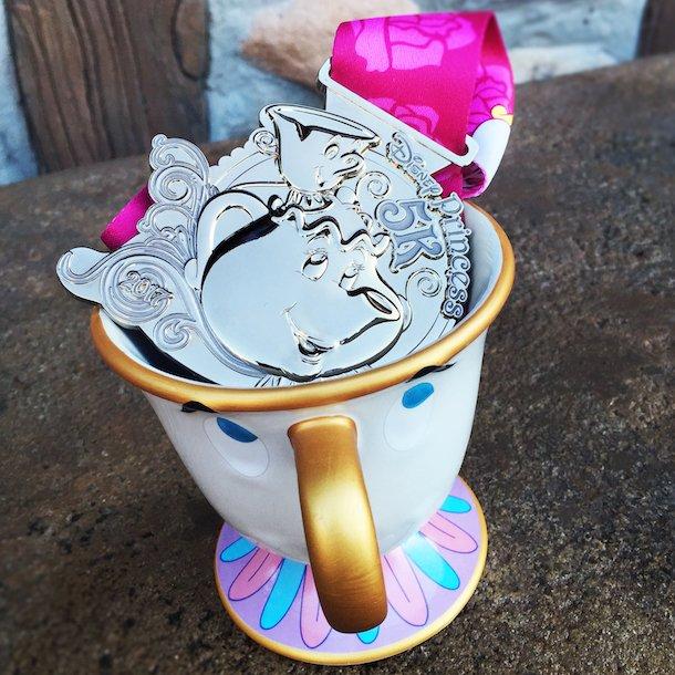 A Disney Princess Half Marathon Weekend terá inspiração na Bela e a Fera