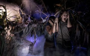 A Universal já revelou as datas do evento Halloween Horror Nights 2018