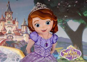 Doc McStuffins e Sofia the First irão participar do Disney Junior Play 'n Dine do restaurante Hollywood & Vine