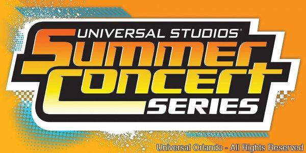 Universal Orlando revela a lista de artistas que irão se apresentar em 2013 no Summer Concert Series