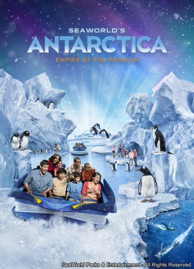 Antarctica – Empire of the Penguin – Pow Wow
