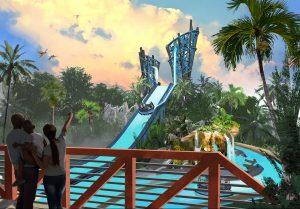 SeaWorld Orlando anuncia Infinity Falls, nova atração de corredeiras