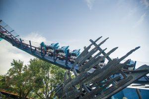 Shark Wreck Reef é o nome da nova área temática do SeaWorld Orlando