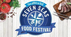 SeaWorld Orlando apresenta novo evento gastronômico Seven Seas Food Festival