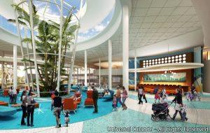 Universal Orlando apresenta uma incrível oferta de lançamento para o novo Cabana Bay Beach Resort