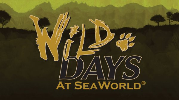 Wild Days é o novo evento do SeaWorld Orlando