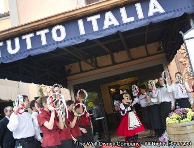 Reaberto o restaurante Tutto Italia e inaugurado o wine bar Tutto Gusto