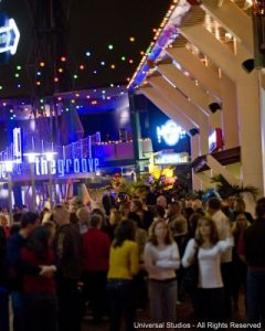 New Year's Eve at Universal CityWalk 2012