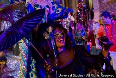 Divulgado o calendário das apresentações do Mardi Gras – Universal Orlando – para 2012