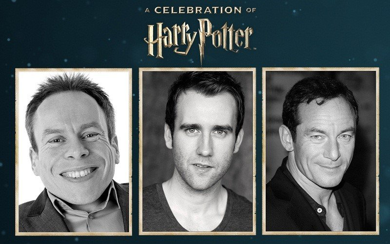 Jason Isaacs se junta a Warwick Davis e Matthew Lewis na quarta A Celebration of Harry Potter