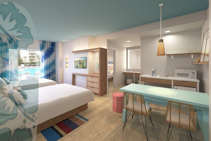 A Universal irá construir dois novos hotéis: Surfside Inn and Suites e Dockside Inn and Suites