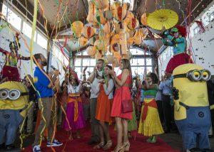 Loews Sapphire Falls Resort celebra a chegada dos seus primeiros hóspedes