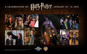 Conheça os pacotes para o evento Celebration of Harry Potter de 2016