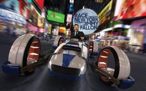 A Universal já divulgou a data da inauguração da atração Race Through New York Starring Jimmy Fallon