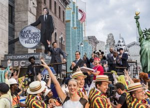 Race Through New York Starring Jimmy Fallon está aberta  no Universal Orlando Resort