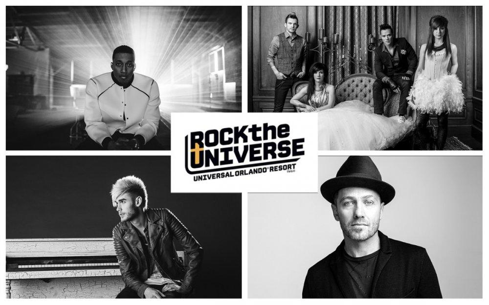 Os ingressos para o evento Rock the Universe estão à venda!