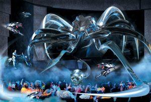 A atração Terminator 2: 3-D irá fechar definitivamente no dia 08 de outubro de 2017