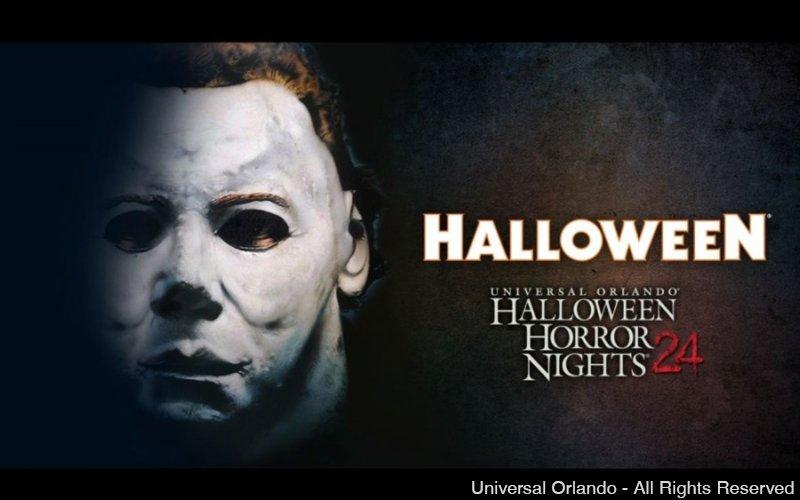 O clássico de terror Halloween está chegando ao Halloween Horror Nights 24