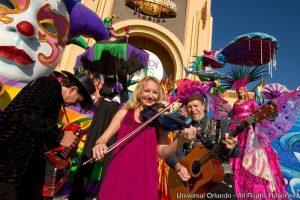 Conheça alguns dos artistas que irão se apresentar no Mardi Gras 2014 na Universal
