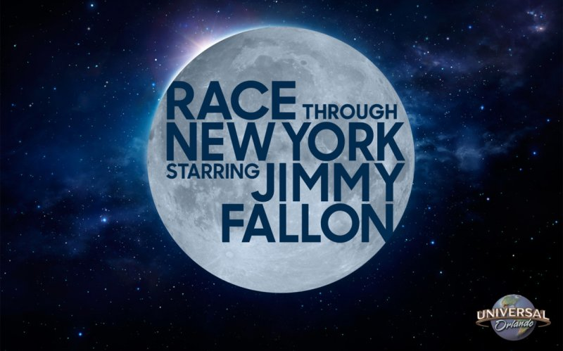 Race Through New York Starring Jimmy Fallon é a nova atração do parque Universal Studios Florida para 2017