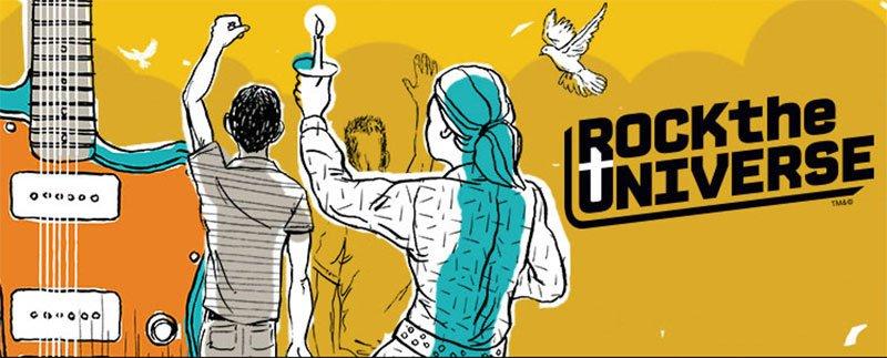 O evento Rock the Universe acontece nos dias 05 e 06 de setembro de 2014