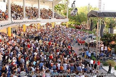 O SeaWorld Orlando já divulgou as apresentações do Viva la Música de 2014