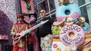 A Voodoo Doughnut já está em funcionamento no Universal Orlando Resort