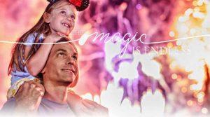 The Magic is Endless é a nova campanha de Walt Disney World